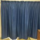 遮光カーテン、レースカーテン