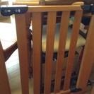 【木製ベビーゲート】KATOJIオートロック