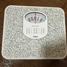 【商談中】体重計
