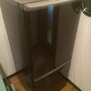Panasonic パーソナル冷蔵庫(138L)