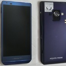 【値下げ】docomo AQUOS PHONE ZETA SH-0...