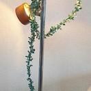 木製インテリアスタンド照明 中古品