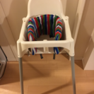 IKEA イケア 子供用 イス クッション付き  ベビー