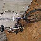 【交渉中】折りたたみ自転車 シマノ...