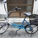 (売ります)6段切替20インチ中古自転車を譲ります。※引越しの為7...