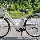 早い者勝ち(^.^)電動自転車 ブリヂストン ACL 通勤、通学に最適‼