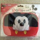 ミッキー ふわふわポーチ 任天堂3DS用