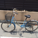 受付終了【ブリヂストン】24インチ 自転車