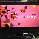 AQUOS 20インチ デジタルハイビジョンテレビ 2009年製