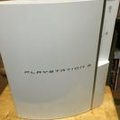 売り PS3 白色 80GB 注釈あり