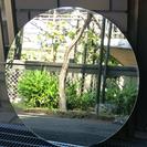 円形ミラー