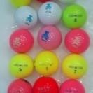 ゴルフボール(レディースパック15ヶ入り)