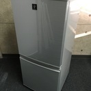シャープ SHARP SJ-PD14W-S 冷蔵庫 137L つけ...
