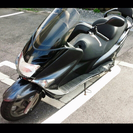 マジェスティ125FI 2009  最終型