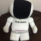 ASIMOのぬいぐるみ