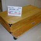 桐衣装箱1段(2806-57C)