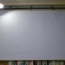 オーエス 掛図スクリーンHD100型 マスクなし SMH-100H...