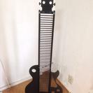 バンドマン必見☆ギター型CDラック