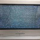 あげます。2002年製  シャープブラウン管TV