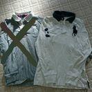 ラルフローレン150センチ ポロシャツ