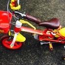 アンパンマン自転車