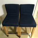 【50%OFF】IKEA High Chair 2脚セット