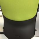 オカムラ オフィスチェア C435ZR-FFW6 エスクード グリーン