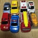 (交渉中)車のおもちゃ8個セット