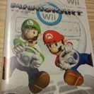 【成立】Wii Wii ソフト マリオカート 送料200円
