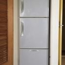 中古3ドア冷凍冷蔵庫 SANYO SR-33R(H)さしあげます