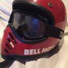 『商談中』ヘルメット BELL MOTO3 初期型
