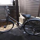 自転車 ママチャリ シティサイクル サビあり ゆずります