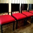 アクタスのダイニング椅子×4 本物の座りごこちを!!
