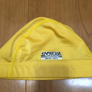 セントラルスポーツ水泳帽(黄)