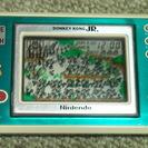 【レア】 任天堂 GAME&WATCH ドンキーコング JR.
