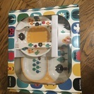 【値下げ】ネコちゃん子供食器セット