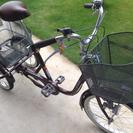 3輪自転車 中古美品