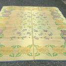 ゴザ ござ い草ラグ い草カーペット 3〜4畳用