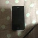 売り切り特価iPhone4  黒   16GB