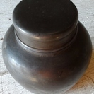※茶道具  《錫製茶壷》