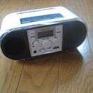 ラジオ 手回し発電、太陽光発電付き