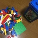 レゴ LEGO 青バケツ 基本セット + ベイブレード3セット!