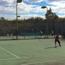 回数制のテニスレッスン 無理なく自分のペースで楽しめます