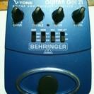 「値下げ」GRS-EF Behringer GDI21 ギター用 ...