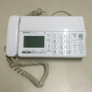 PanasonicKX-PD301-W(ホワイト) FAX