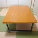 ローテーブルあげます