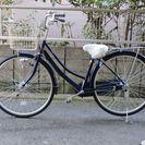 ★★ 自転車 新古車・3段変速 27インチ おまけ付★★