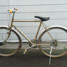 いい感じのアンティーク風自転車