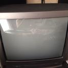 26インチ ブラウン管テレビ 差し上げます❣️