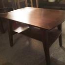 【終了致しました】木製ミニテーブル